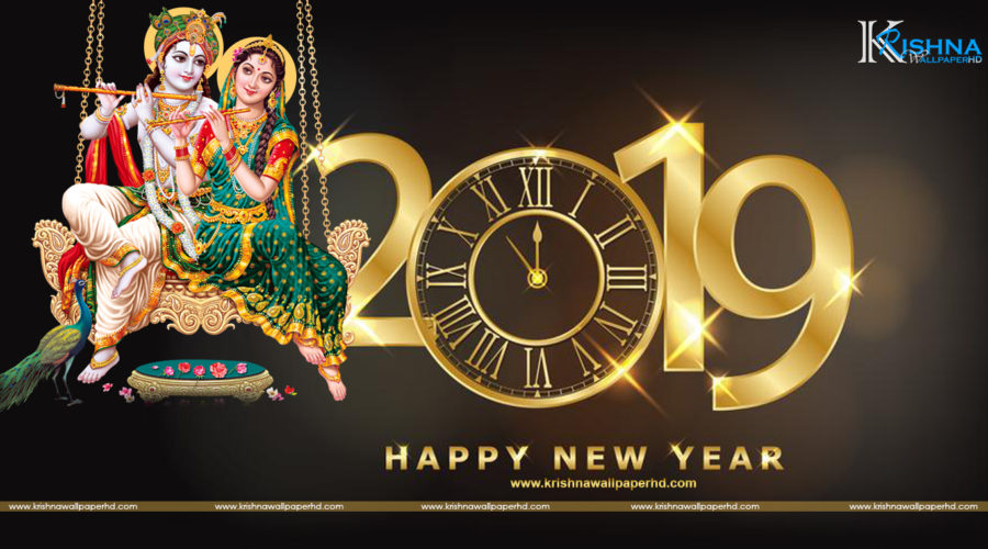 HD Wallpaper of Happy New Year 2019 Free Download