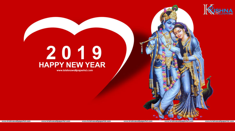 Wallpaper of Happy New Year 2019 in Full HD Size Free Download