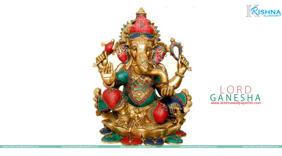 Wallpaper of Lord Ganesha Free Download