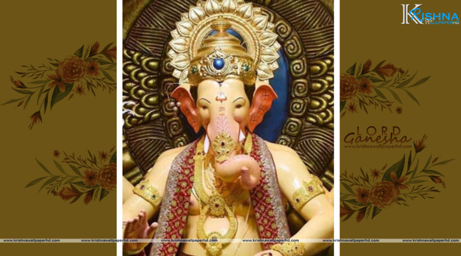 Photo of Lord Ganesha in Full HD Size Free Download