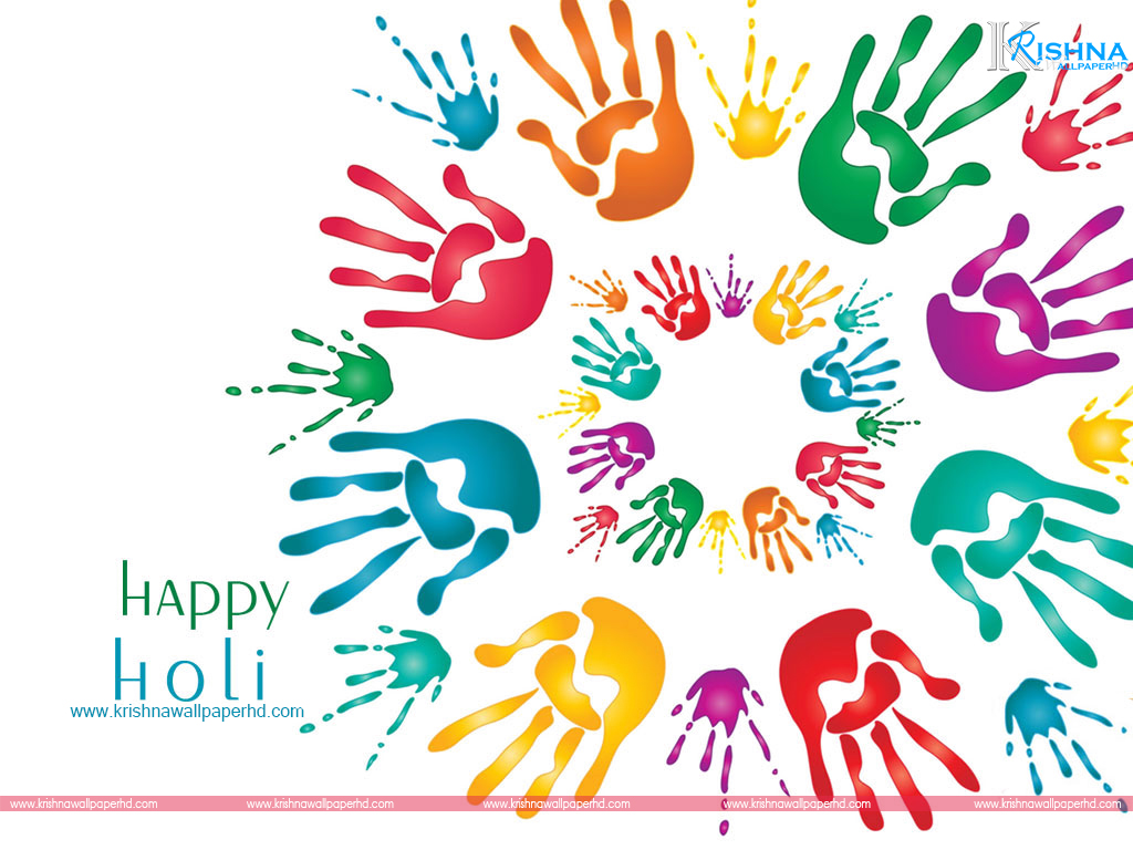 Happy Holi Photo Free Download