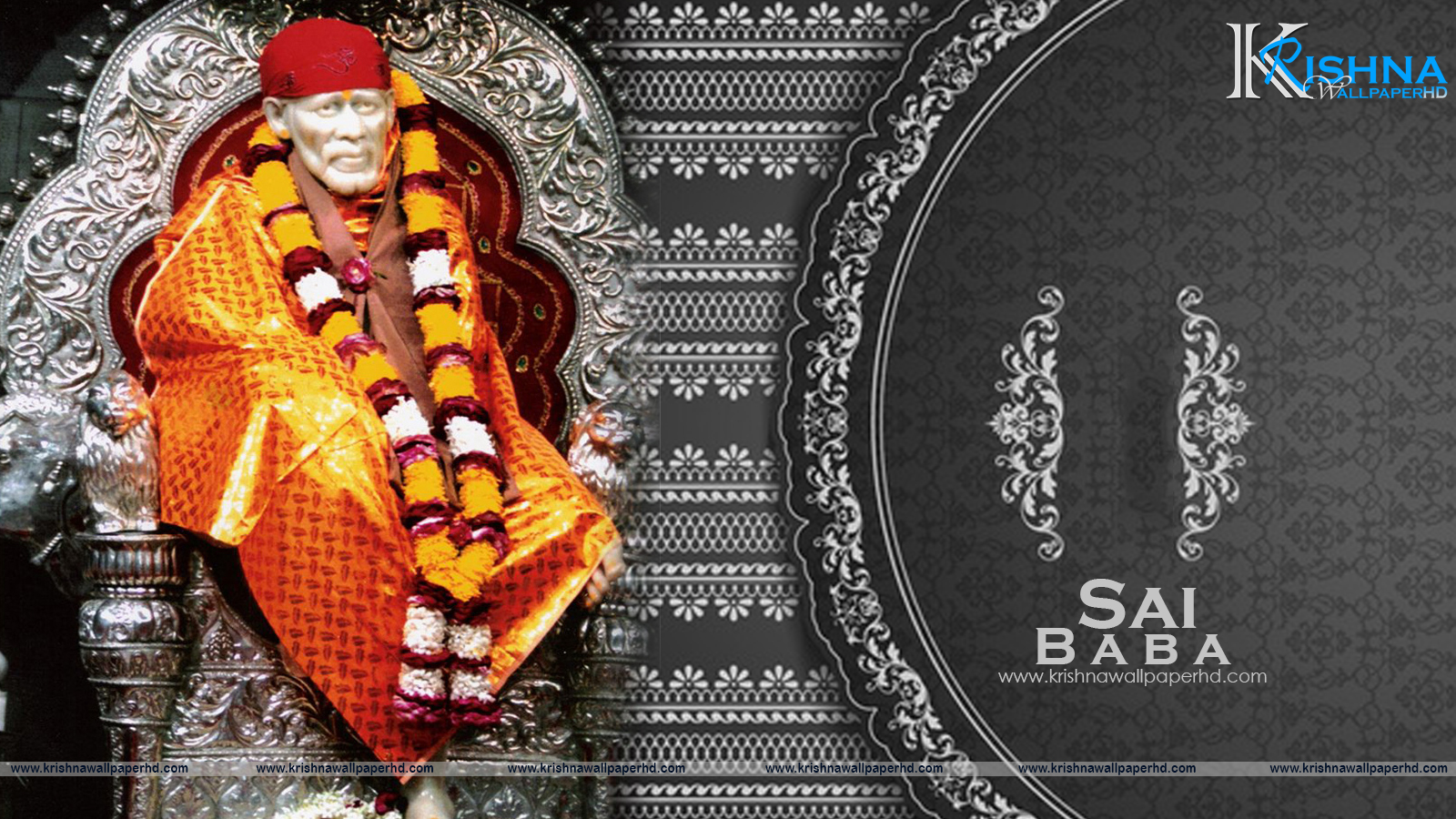 Free Download Sai Baba HD Photo