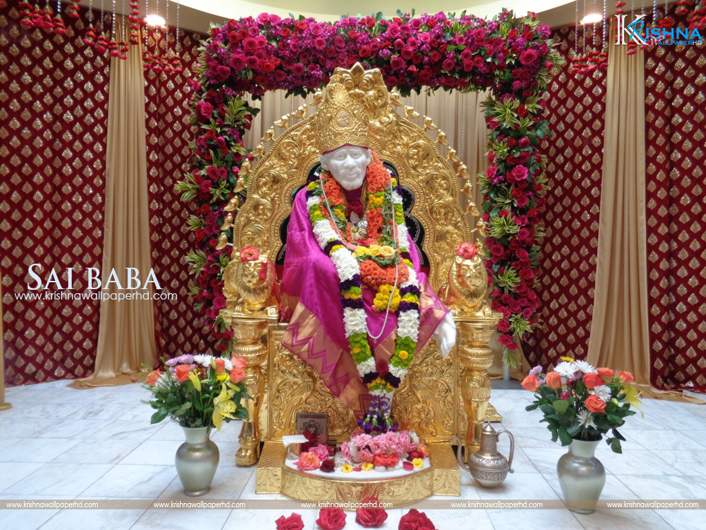 Free Download Sai Baba Photo