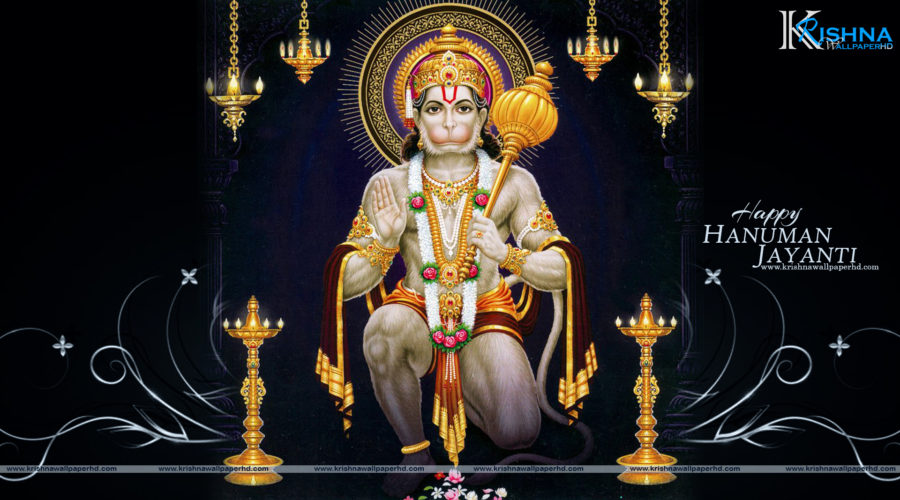 Hanuman Jayanti Full HD Wallpaper