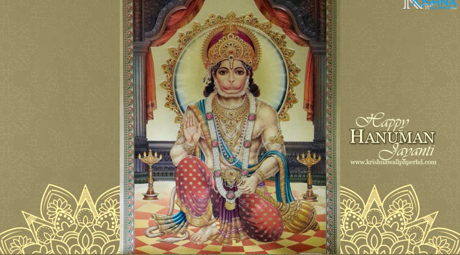 Hanuman Jayanti HD Photo Free Download