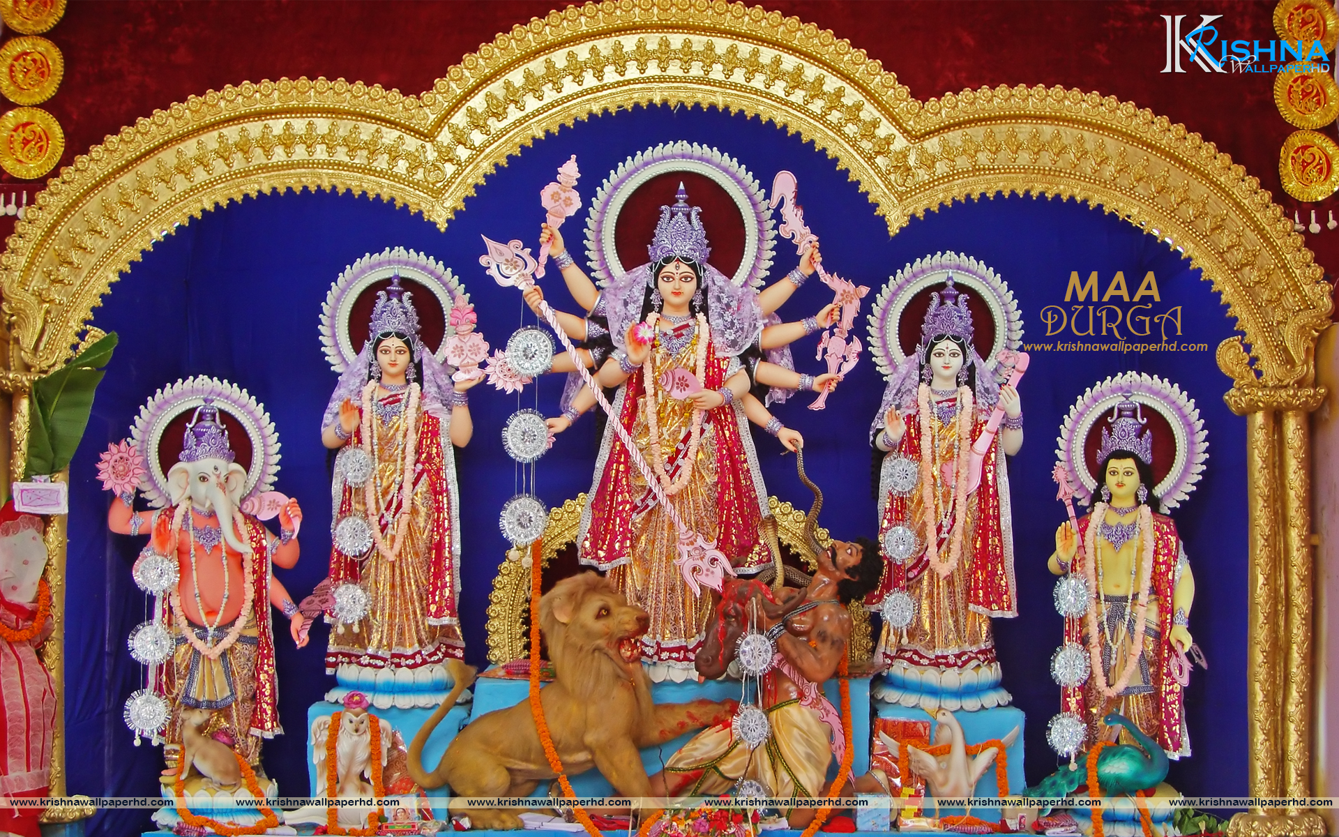 Maa Durga image full HD