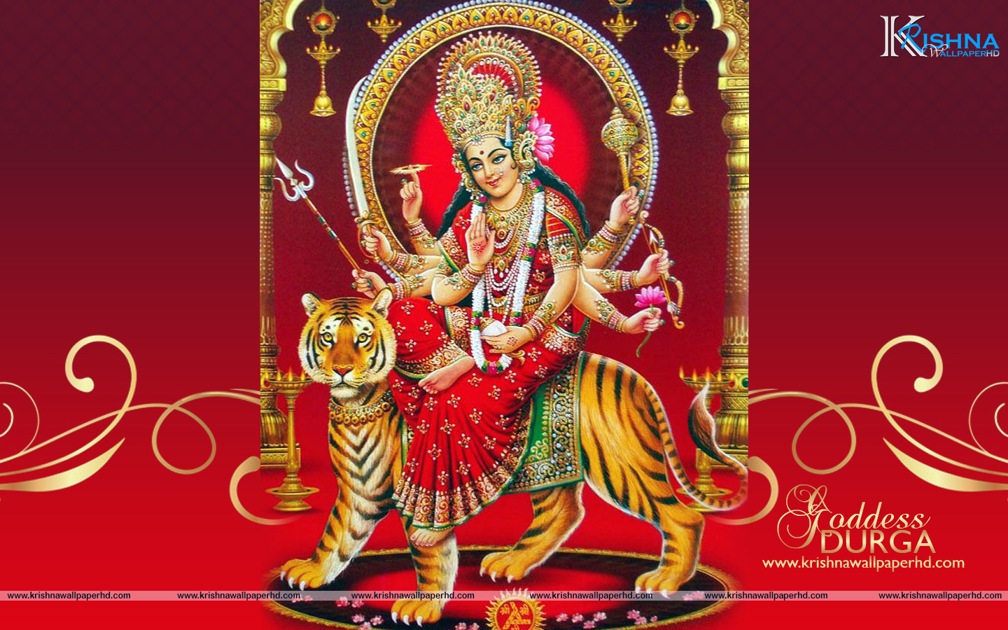 Goddess Durga Wallpaper HD