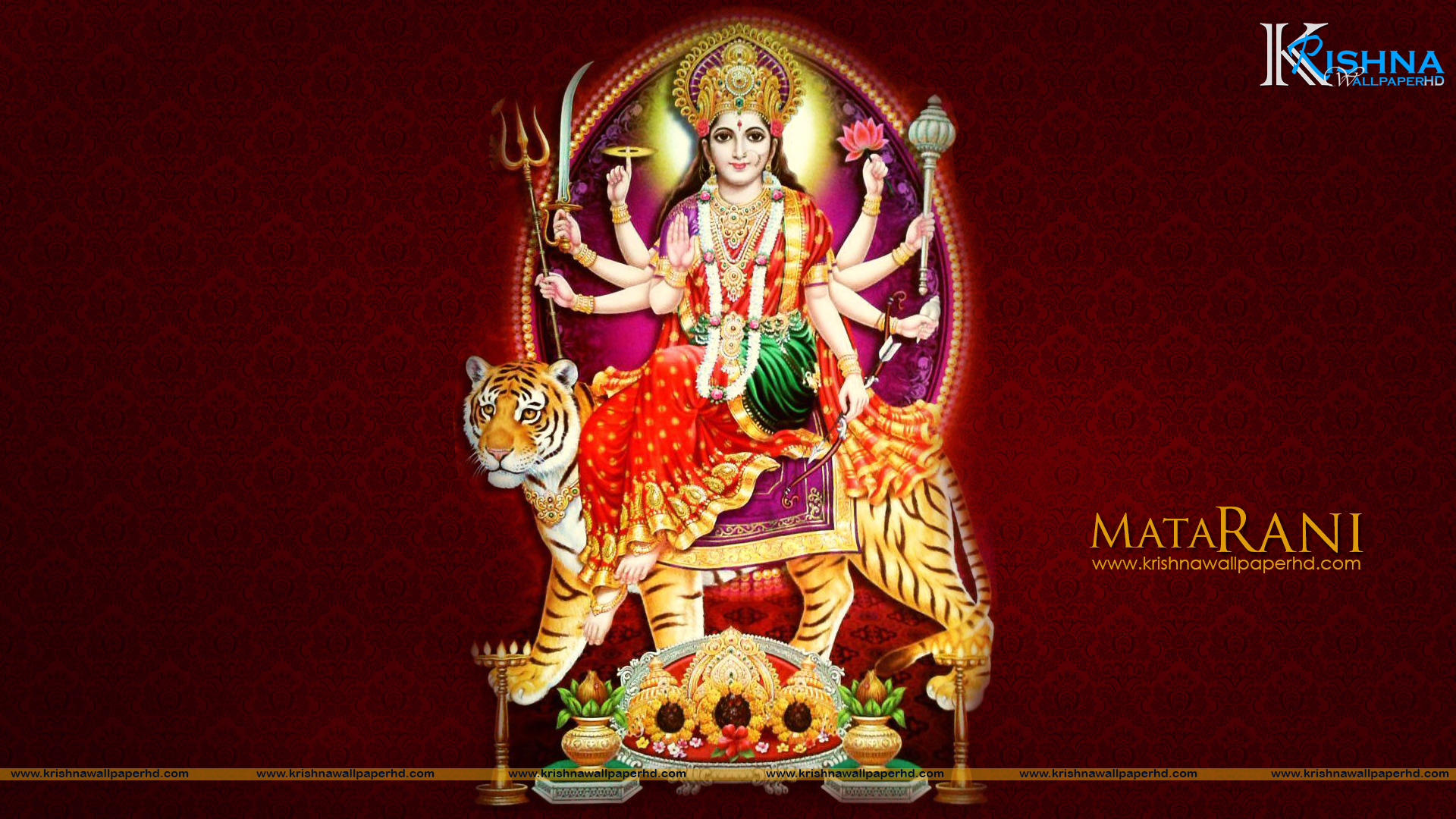 Mata Rani Wallpaper full size HD