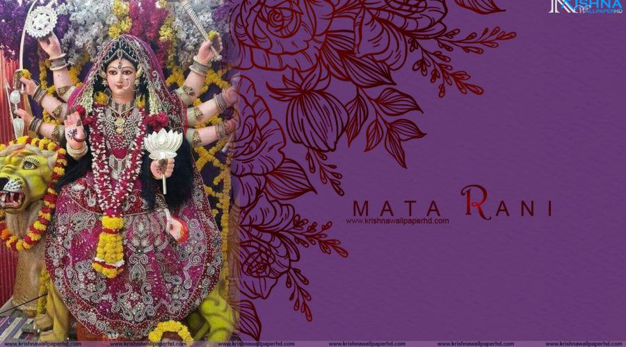 Mata Rani Wallpaper full size