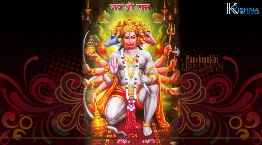 Panchmukhi Hanuman Photo Full Size