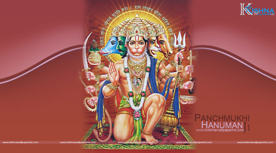 Panchmukhi Hanuman Ji Photo