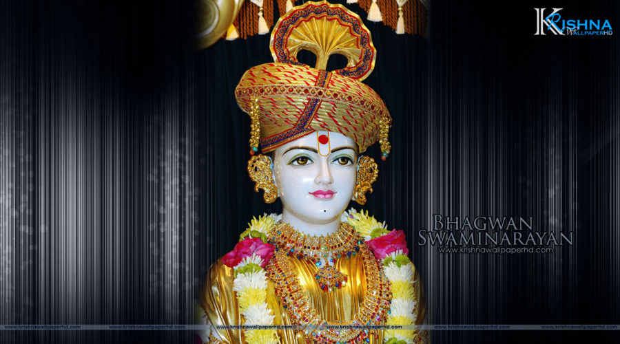 Bhagwan Swaminarayan HD Wallpaper