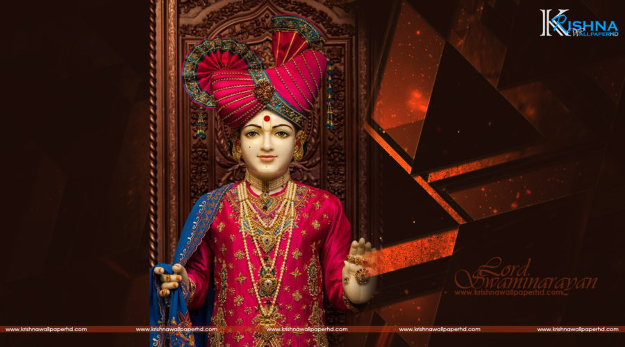 Lord Swaminarayan Wallpaper