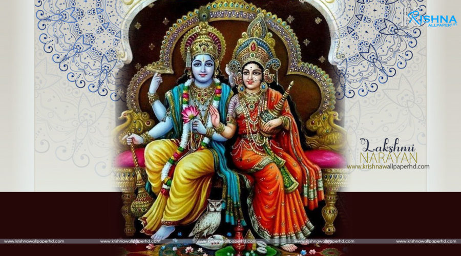 Lakshmi-Narayan-Wallpaper