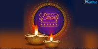 Happy Diwali HD Background