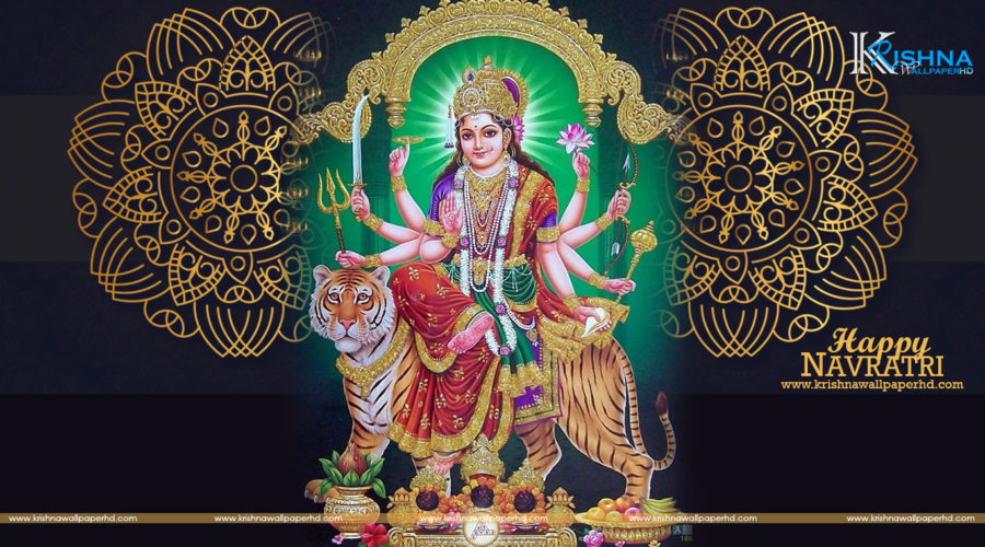Wallpaper-of-Happy-Navratri
