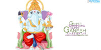 Happy Ganesh Chaturthi Wallpaper HD