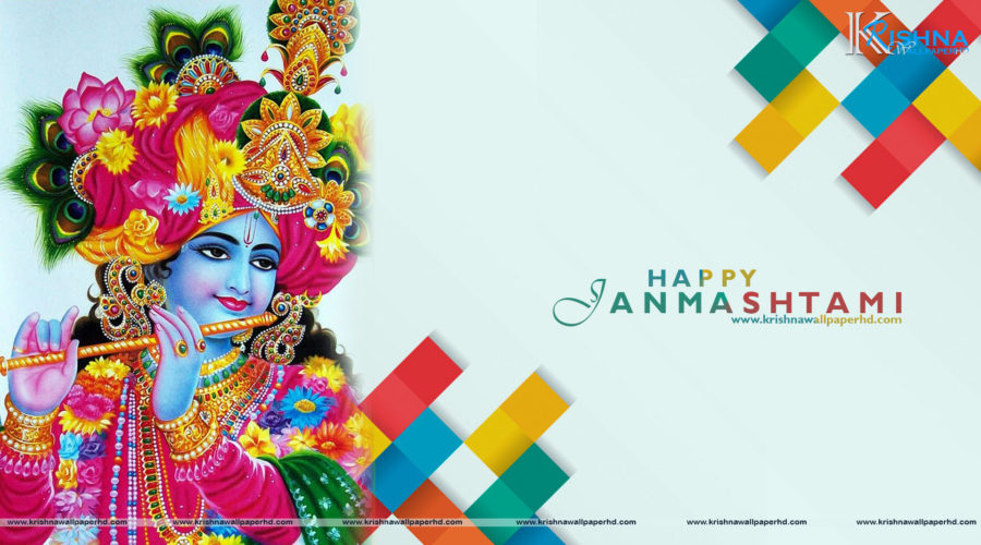 Happy-Janmashtami-HD-Wallpaper