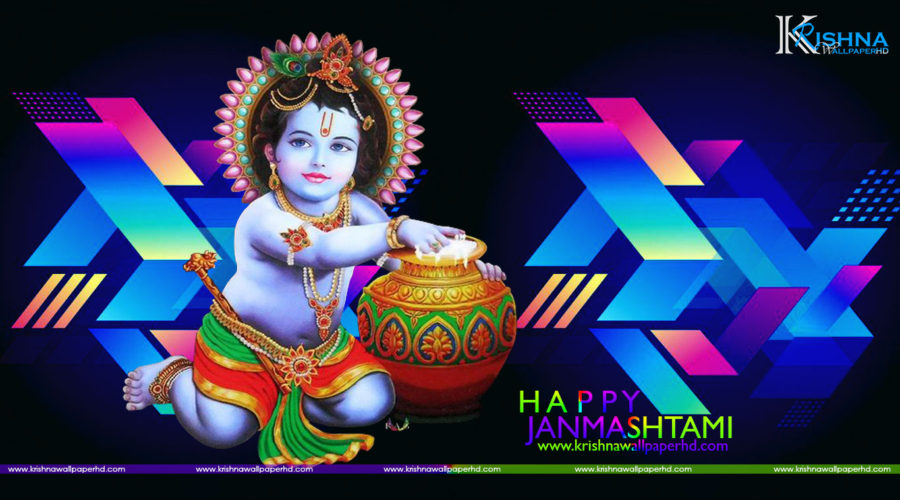 Happy-Janmashtami-Wallpaper