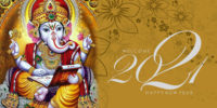 Happy New Year 2021 Full HD Wallpaper
